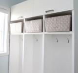 Mobilier d'entrée, armoires rangement
