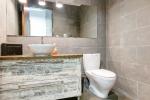salle de bain commerciale
