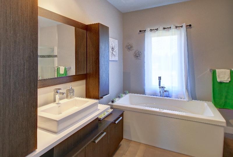 lingerie salle de bain