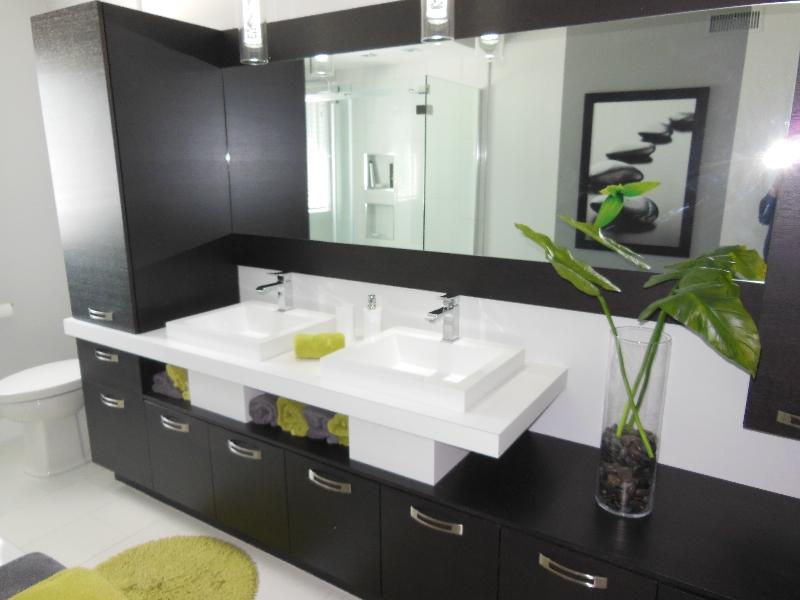 R alisations cuisines michel rathier - Rever de salle de bain ...