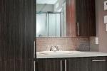 Armoires salle de bain mélamine 3