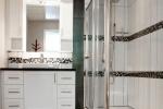 Armoires salle de bain polyester 2