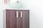 Armoires salle de bain mélamine 4