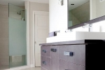 Armoires salle de bain mélamine 5